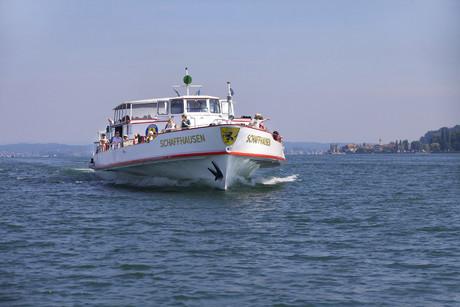 Schifffahrt URh