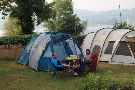 Campingplatz Höristrand