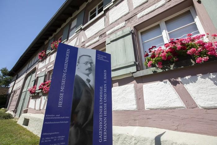 Hesse Museum Gaienhofen 2020