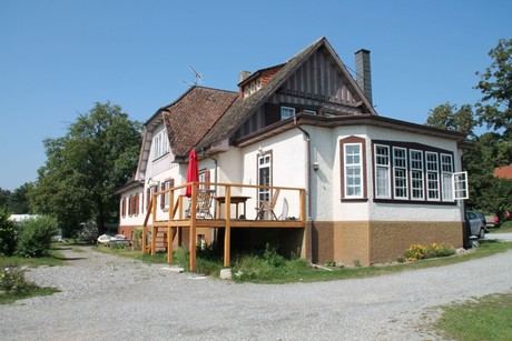Campingplatz und Haus Höristrand