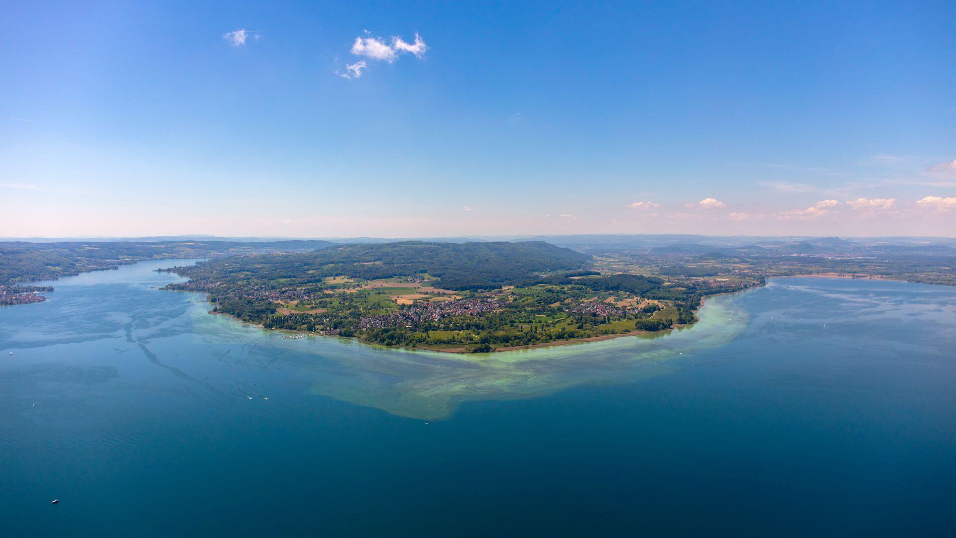 Gaienhofen - Halbinsel Höri